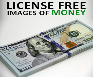 License Free Images of Money