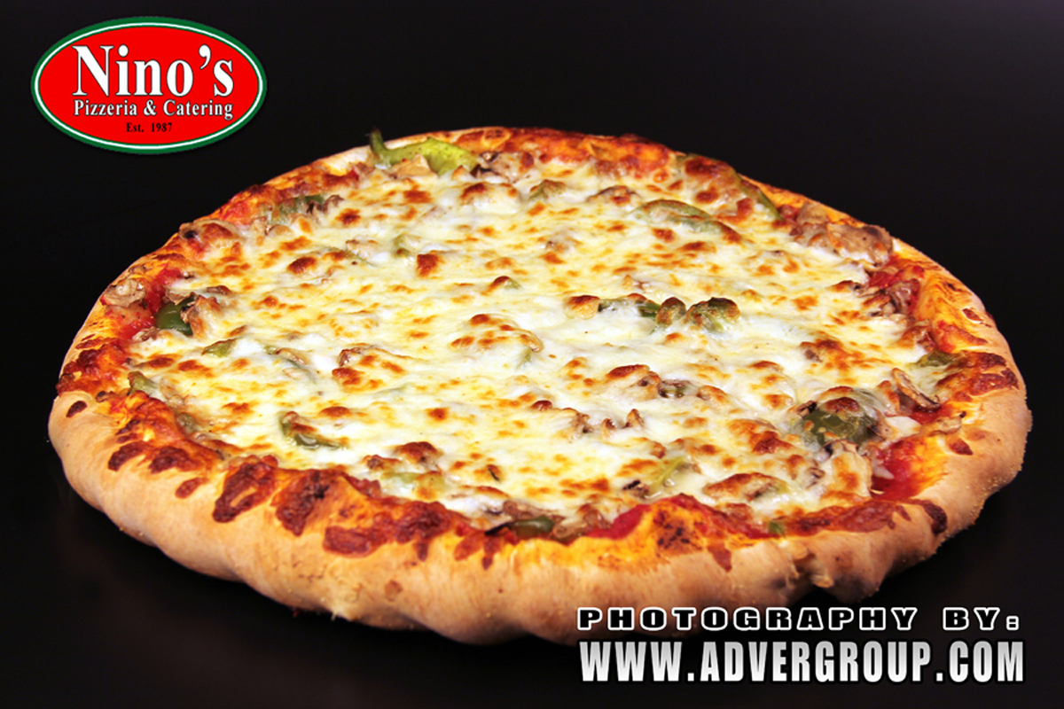 Pizza Food Photography for Restaurant in Buffalo Grove (Suburb of Chicago) by local Food Photographer