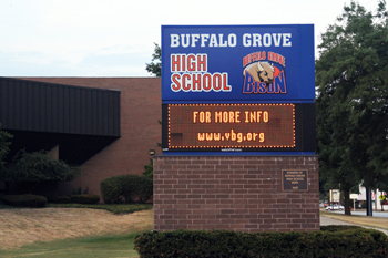 Village of Buffalo Grove High School - Web Designer